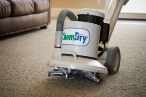 Chem-Dry carbonated carpet cleaning